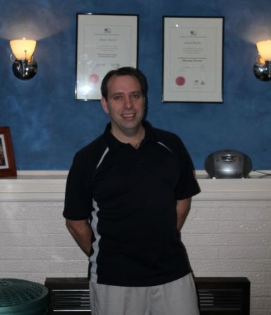 Stewart Berick is Croydon Integrated Health Clinic's remedial massage therapist